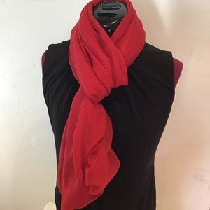 Accessories - 🐿Red Infinity Scarf